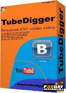 دانلود ویدیوهای آنلاین با نرم افزار Tubedigger 4.4