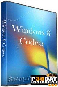 دانلود جدیدترین کدک ویندوز 8 با Windows 8 Codecs 1.41