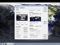 دانلود DeskSoft EarthView 5.19.1 - پس زمینه زنده کره زمین در دسکتاپ