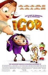 دانلود دوبله فارسی انیمیشن IGOR 2008