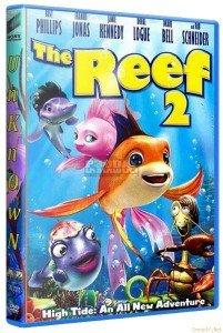 دانلود دوبله فارسی انیمیشن The Reef 2: High Tide