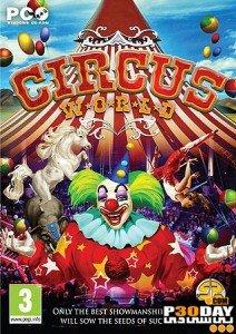 دانلود بازی کم حجم Circus World 2013 با لینک مستقیم