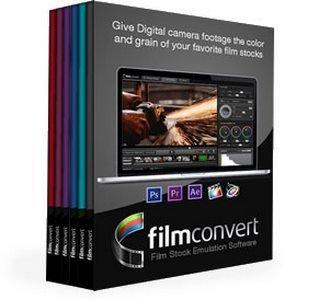دانلود FilmConvert Pro After Effects & Premiere Pro 2.39a – پلاگین مبدل فیلم