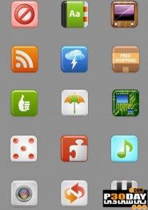 دانلود 60 آیکن جذاب و بسیار زیبا Interface Icons