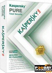 Kaspersky Pure 3.0 Build 15.0.2.322   قویترین بسته امنیتی کسپرسکی