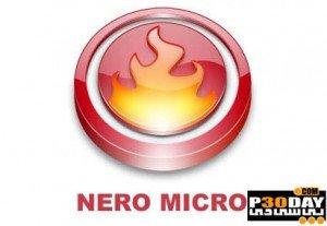دانلود نسخه کم حجم نرو Nero Micro 12