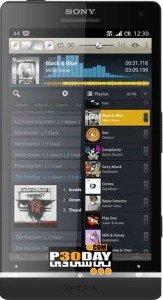 دانلود موزیک پلیر قدرتمند Select! Music Player ویژه آندروید