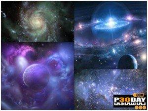 دانلود اسکرین سیور جذاب Space Galaxy Screensaver v1.0