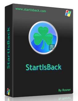 دانلود 2.StartIsBack ++ 2.9 - بازگرداندن منو Start به ویندوز 8