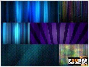 دانلود اسکرین سیور طیف رنگ ها Strip Of Colors Screensaver 2013