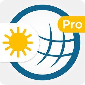 دانلود Weather & Radar Pro v6.8 – مشاهده وضعیت آب و هوا در اندروید