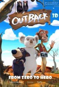 دانلود دوبله فارسی انیمیشن The Outback 2012