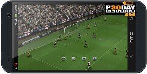 دانلود بازی فوق العاده جذاب آندروید Active Soccer v1.3