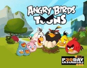 دانلود انیمیشن angry birds toon دانلود  دانلود انیمیشن Angry Birds Toons
