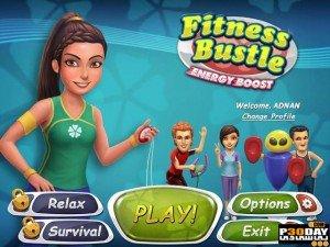 دانلود بازی Fitness Bustle Energy Boost 2013 با لینک مستقیم