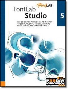 FontLab Studio 7.1.3.7495 – ابزار حرفه ای ویراشگر فونت