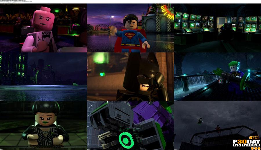 انیمیشن lego batman the movie 2013