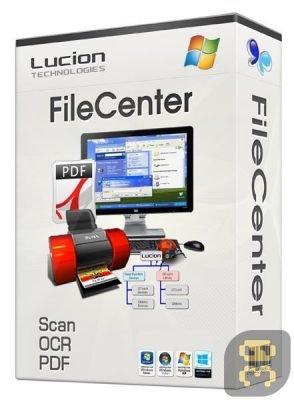 دانلود Lucion FileCenter Pro Plus v11.0.21 - مدیریت سند و فایل ها متنی