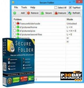 دانلود Secure Folder 8.2.0 – رمزگذاری پوشه ویندوز