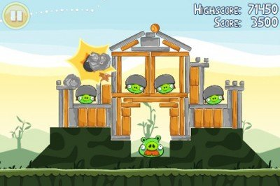 دانلود Angry Birds 8.0.3 - نسخه اول بازی پرندگان خشمگین اندروید