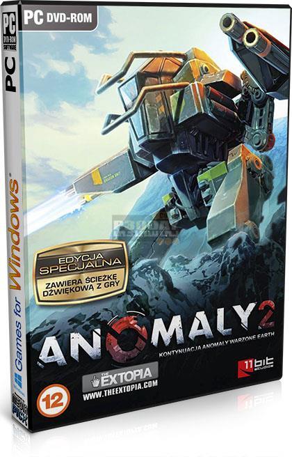 دانلود بازی Anomaly 2 با لینک مستقیم + کرک