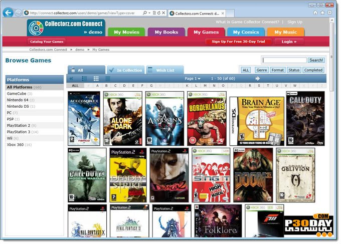 Collectorz.com Game Collector 19.1.2 - Cover Games