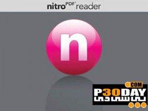 مشاهده PDF با نرم افزار قدرتمند Nitro PDF Reader v3.5