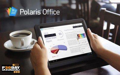 Polaris Office + PDF v6.0.0   آفیس برای اندروید
