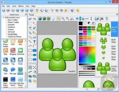 SibCode Sib Icon Software Pack - طراحی,ویرایش و استخراج آیکون