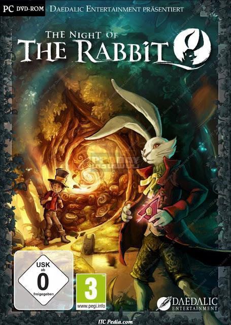 دانلود بازی The Night of the Rabbit 2013 + کرک