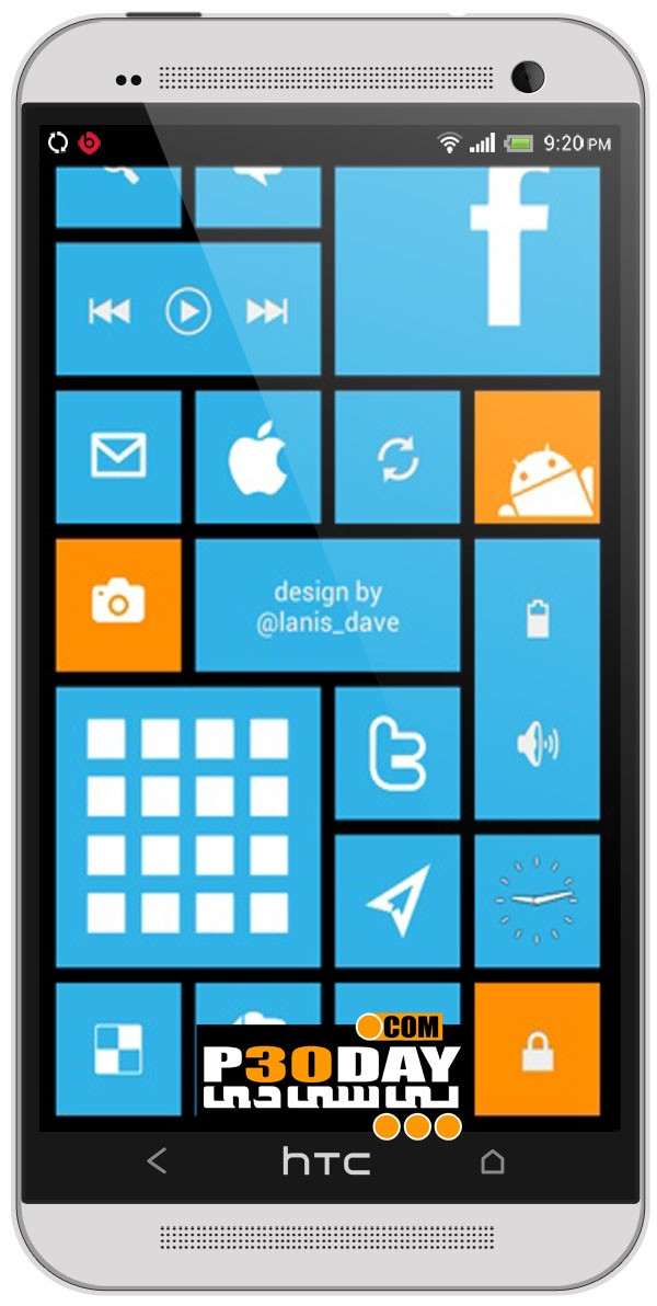 دانلود لانچر ویندوز 8 Windows 8 Launcher v1.5 آندرویدWindows 8 Launcher لانچر فوق العاده زیبا ، شیک و جذابی است که با نصب آن می  توانید محیط سیستم عامل محبوب و زیبای ویندوز 8 را در گوشی ها و تبلت های ...