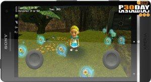 دانلود بازی آندروید Alice in Wonderland   3D Kids v1.0