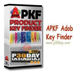 دانلود APKF Adobe Product Key Finder 2.5.6.0 – یافتن شماره سریال برنامه ادوبی