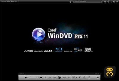 دانلود Corel WinDVD Pro 12.0.0.160 SP6 - پخش کننده قدرتمند ویدئوها