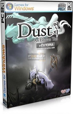 دانلود بازی Dust An Elysian Tail 2013 با لینک مستقیم + کرک
