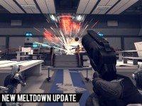 دانلود بازی اکشن آندروید Modern Combat 4: Zero Hour Meltdown v1.1