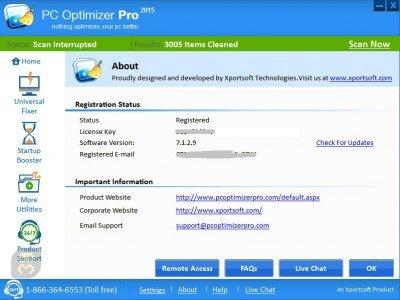 دانلود PC Optimizer Pro v8.1.1.6 - بهینه سازی سیستم