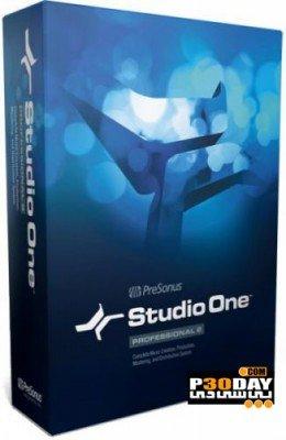 دانلود نرم افزار ساخت موسیقی Presonus Studio One Pro v2.5