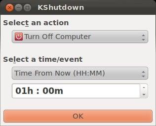 دانلود KShutdown 5.0 - نرم افزار خاموش کردن اتوماتیک کامپیوتر