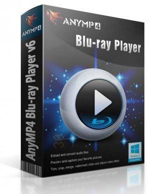 دانلود AnyMP4 Blu-ray Player 6.3.38 - پخش کننده Bluray