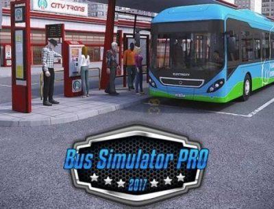 دانلود Bus Simulator PRO 2017 1.6.1 - بازی شبیه ساز اتوبوس رانی اندروید