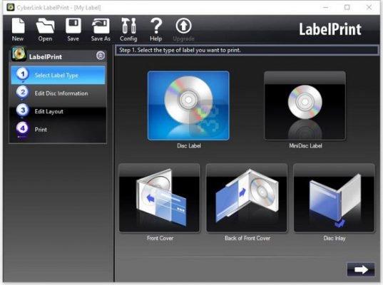 دانلود CyberLink LabelPrint 2.5.0.13602 - طراحی و ساخت انواع Label