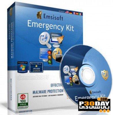 دانلود آنتی ویروس قدرتمند Emsisoft Emergency Kit ...