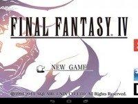 دانلود بازی معروف FINAL FANTASY IV v1.2 مخصوص آندروید