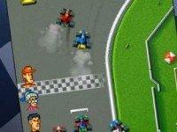 دانلود بازی هیجان انگیز GP Retro Turbo 2.3 آندروید