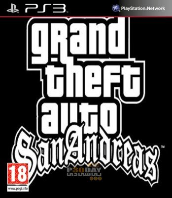 دانلود بازی Grand Theft Auto San Andreas برای PS3