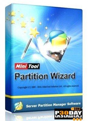 پارتیشن بندی هارد دیسک با MiniTool Partition Wizard 8.0 Final