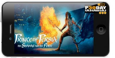 دانلود بازی Prince of Persia: The Shadow and the Flame v1.0 ویژه iOS