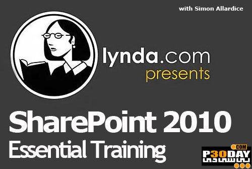 محصولات توتن دانلود فیلم آموزشی SharePoint 2010 Essential Training