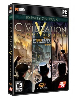 دانلود بازی Sid Meiers Civilization V Brave New World 2013